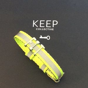 KEEP Collective Bracelet with Charms